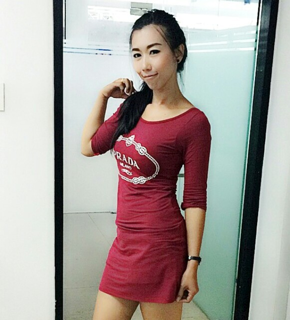 Small thai girl very valuable