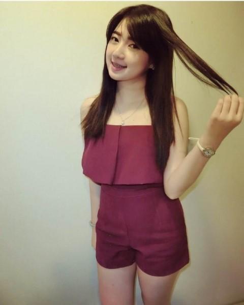 Sexy Thai Girlfriend